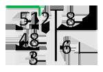 Правила деления в столбик