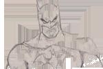 бэтман ручкой